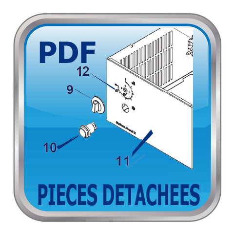 PIECE DETACHEES
